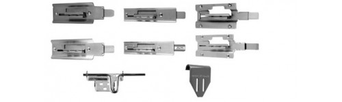 Slide Bolt Latches
