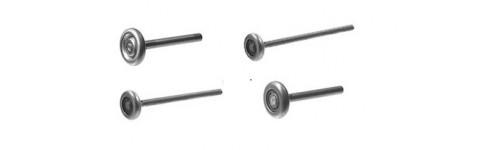 "2"" Steel Rollers (7/16"" shaft)"