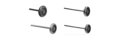 "3"" Steel Rollers (7/16"" shaft)"